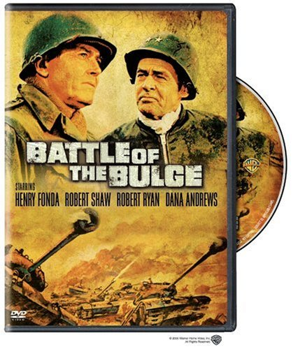 Battle of the Bulge [DVD] [1966] [Region 1] [US Import] [NTSC]
