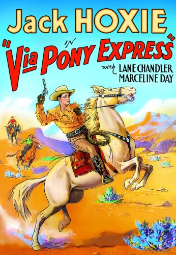 Cover art for  Via Pony Express