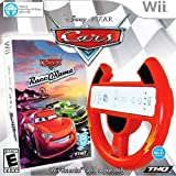Cars Race-o-rama with Cars Wii Wheel | Wii