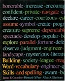 img - for Building word skills: Vocabulary and spelling (The English book) book / textbook / text book