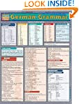 German Grammar: Reference Guide (Quic...