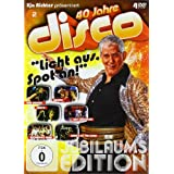 "Various Artists - 40 Jahre Disco: Jubl�ums Edition [4 DVDs]von ""Ilja Richter"""