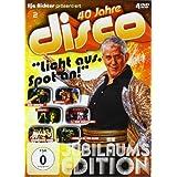 """40 Jahre disco """"Licht aus, Spot an!"""" (Jubl�ums Edition) [4 DVDs]von """"Ilja Richter"""""""