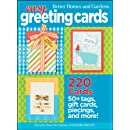 Easy Greeting Cards (Better Homes and Gardens Cooking)