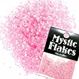 MystickFlakes パステルピンク サークル 1mm 0.5g