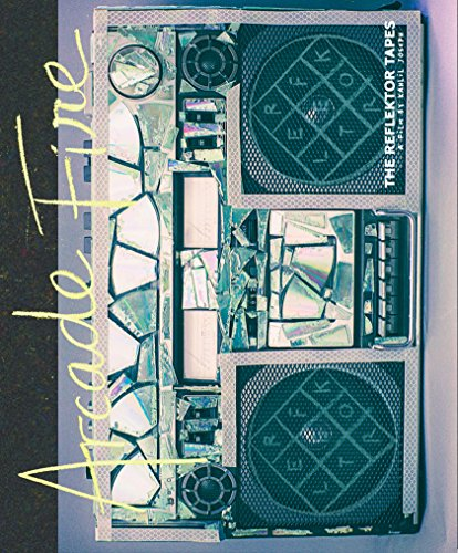 Blu-ray : Arcade Fire - The Reflektor Tapes (2 Disc)