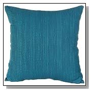 Teal Blue Sophia Decorative Pillow