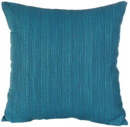 Teal Blue Throw Pillow : Brentwood Sophia Decorative Pillow TEAL BLUE eBay
