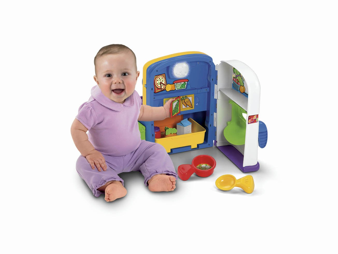 Fisher Price Laugh And Learn Learning Kitchen New Free Shipping
