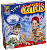 Creative Just for Boys Tattoos