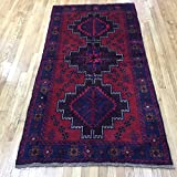 Traditional Isfahan Persian Area Rugs Black 5'2 x 7'3