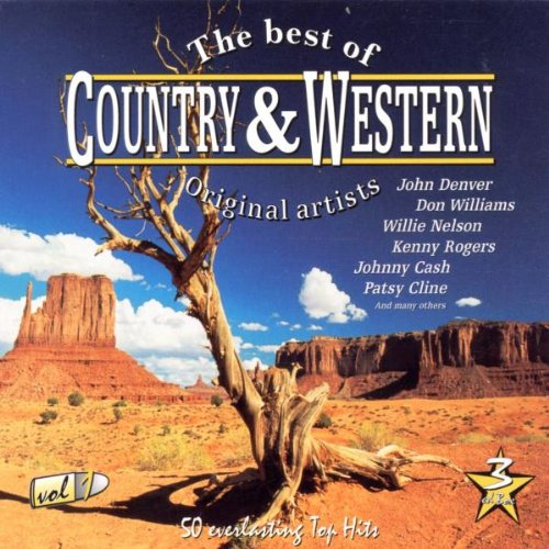 Vol. 1-Best of Country & Western