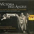 Victoria de los �ngeles al Palau de la M�sica Catalana. Concert inaugural de Catalunya M�sica