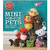 Klutz Pom Pom Pets Book Kit, Mini