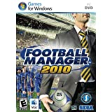 Football manager 2010par Sega