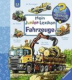 Mein junior-Lexikon: Fahrzeuge (Wieso? Weshalb? Warum? Sonderband)