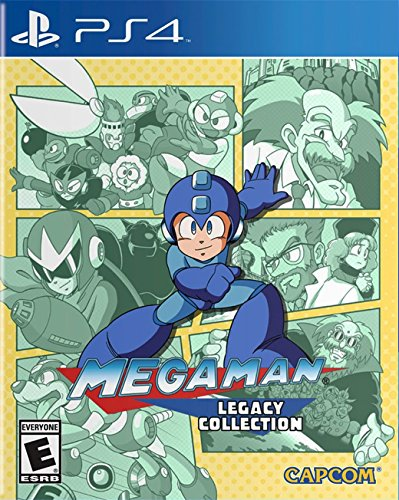 Mega Man Legacy Collection (輸入版:北米)