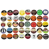 Two Rivers Bit of Everything Single-cup Sampler Pack for Keurig K-Cup Brewers, 40 Count