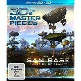 3D Masterpieces: San Base