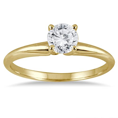 -3-Carat-Round-Diamond-Solitaire-Ring-in-14K-Yellow-Gold