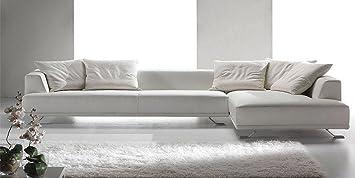 Calia Maddalena-Honda sofá, Leather Maya 7302 Deserto, Armchair