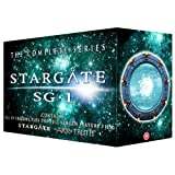 Stargate Sg1: Seasons 1-10/Stargate - The Ark Of Truth [DVD]by Ben Browder