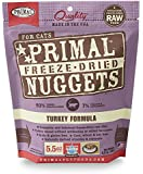 Primal Pet Foods Freeze-Dried Feline Turkey Formula 5.5 oz