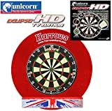 UNICORN Eclipse HD-tv Dartboard