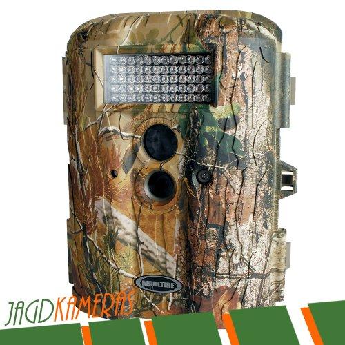 MOULTRIE IR 35 Real Tree + MESSER + LED TASCHENLAMPE Wildkamera Jagdkamera Überwachungskamera Kamera