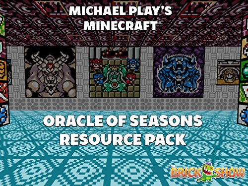 Clip: Michael Play's Minecraft Oracle Of Seasons Resource Pack on Amazon Prime Video UK