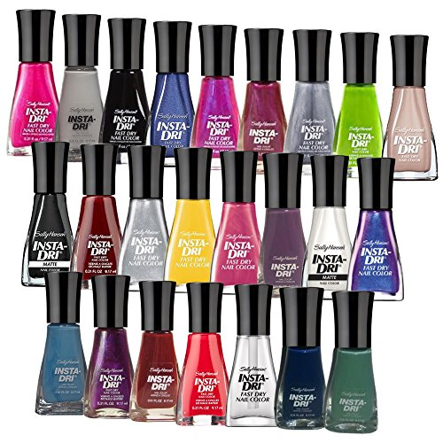 Beauty-Brags-Sally-Hansen-Insta-Dri-Finger-Nail-Polish-Pack-of-24