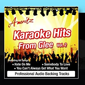Karaoke Hits From Glee - Vol.2