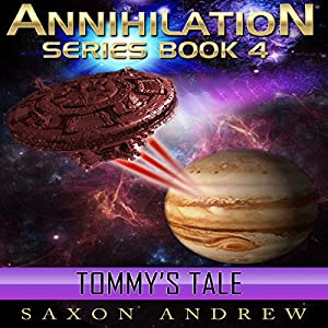 Annihilation - Tommy's Tale Audiobook