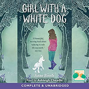 Girl with a White Dog Audiobook