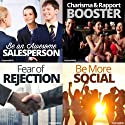 The #1 Salesperson Hypnosis Bundle: Become a World-Class Selling Machine, using Hypnosis  by  Hypnosis Live Narrated by  Hypnosis Live