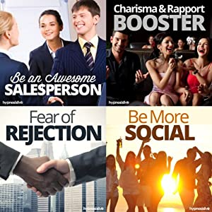 The #1 Salesperson Hypnosis Bundle: Become a World-Class Selling Machine, using Hypnosis | [Hypnosis Live]