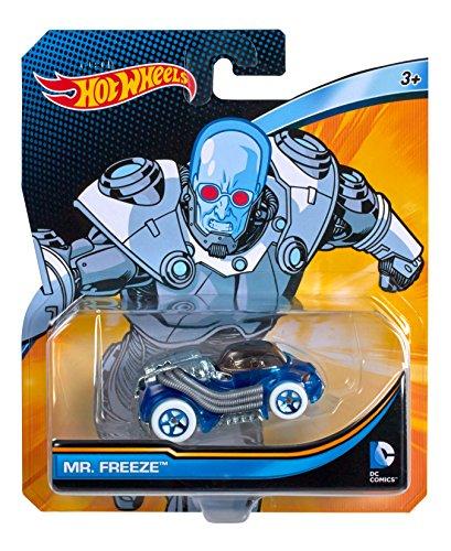 Hot Wheels DC Universe Freeze Vehicle