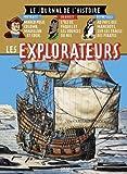 echange, troc Dimitri Casali, Céline Bathias-Rascalou - Les explorateurs