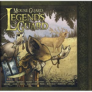 Download ebook Mouse Guard
