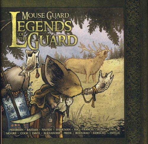Mouse Guard: Legends of the Guard, Vol. 1