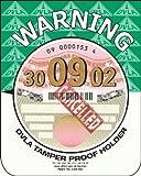 Secur-i-Disc Standard DVLA Motor Vehicle Tamper Proof Tax Disc Holder Holder (DV1)