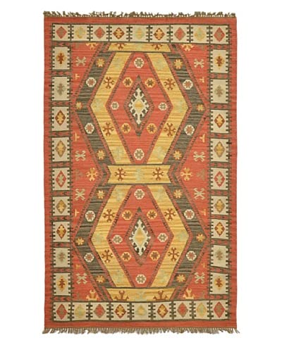 Tottenham Court Indoor/Outdoor Capri Kilim Rug