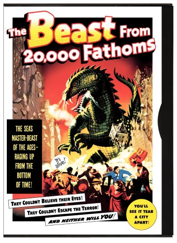 Cover art for  The Beast From 20,000 Fathoms
