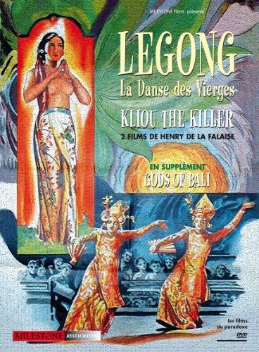LEGONG, LA DANSE DES VIERGES (DVD)