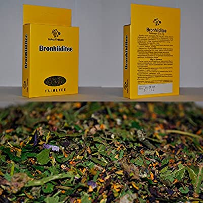 Collection From Bronchitis 4,2 Oz.(120g.)=6 Packing x 0.7 Oz.(20g.)