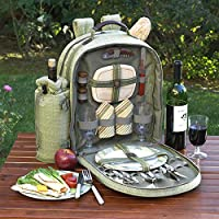 Hamptons Picnic Backpack from PICNIC AT ASCOT