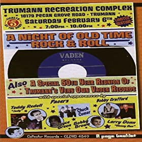 50's Reunion - Old Time Rock & Roll