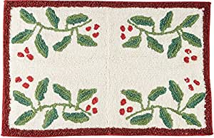 Christmas Bath Rugs With Original Photo Eyagci Com