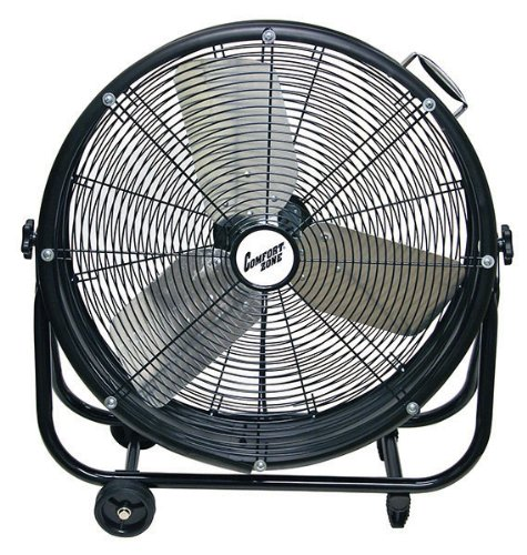 Be Direct Drive Drum Fan 42 Walmart : Comfort zone czmc industrial drum fan check price