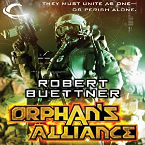 Orphan's Alliance: Jason Wander, Book 4 | [Robert Buettner]